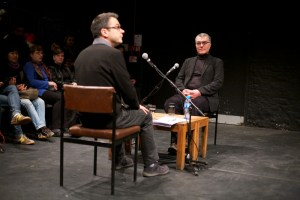 Ray Brassier in conversation with Thomas Metzinger
